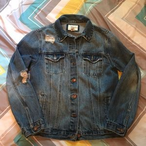 🛑 jean jacket